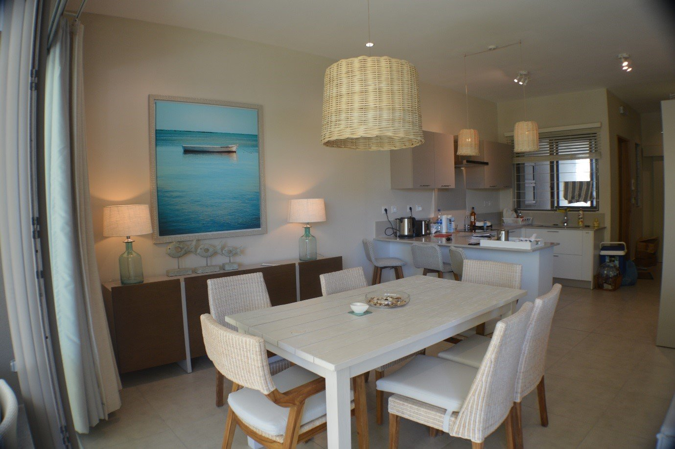 Superb apartment direct access to the beach