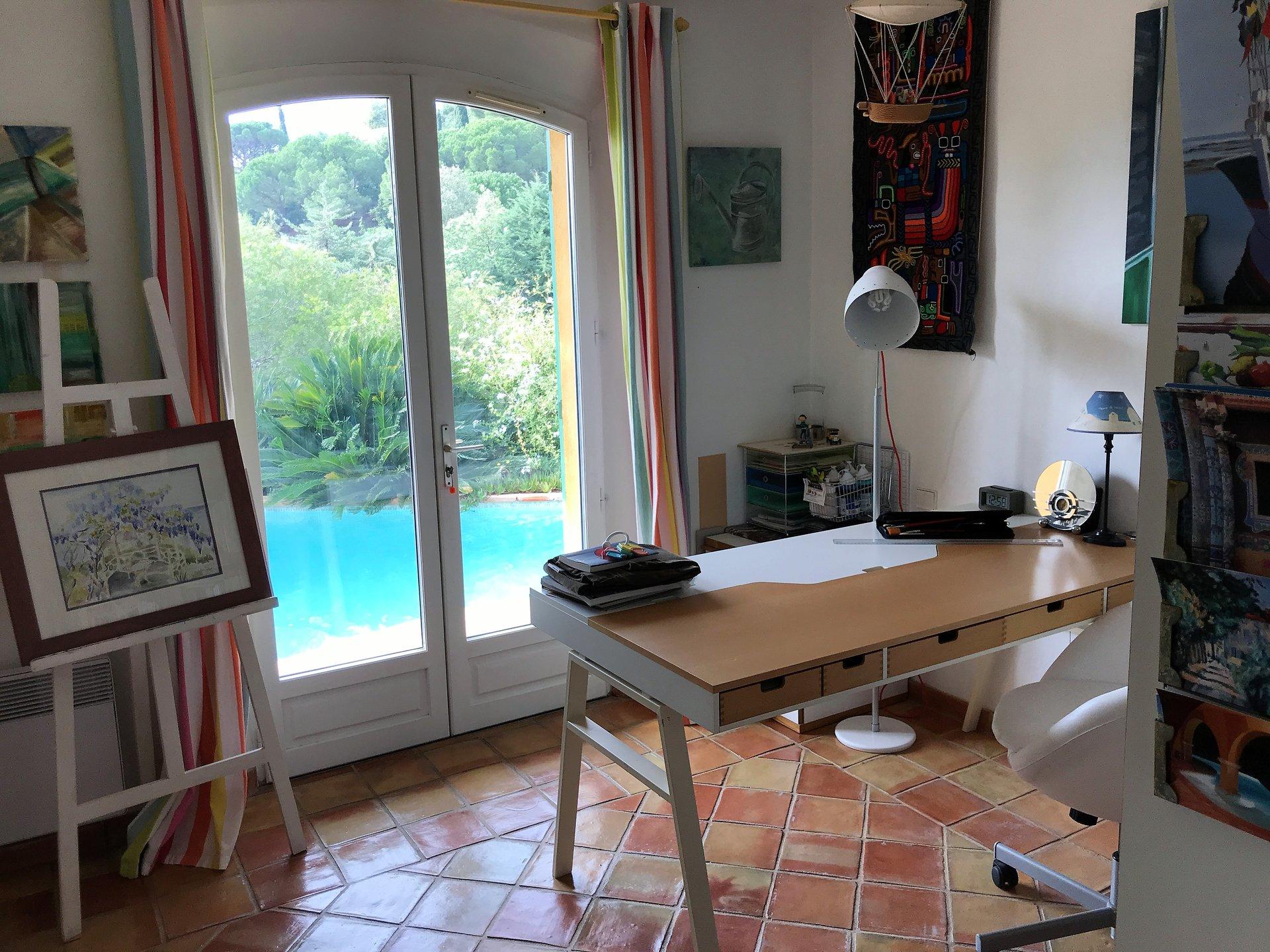 Hauteurs de Bormes - Villa provençale