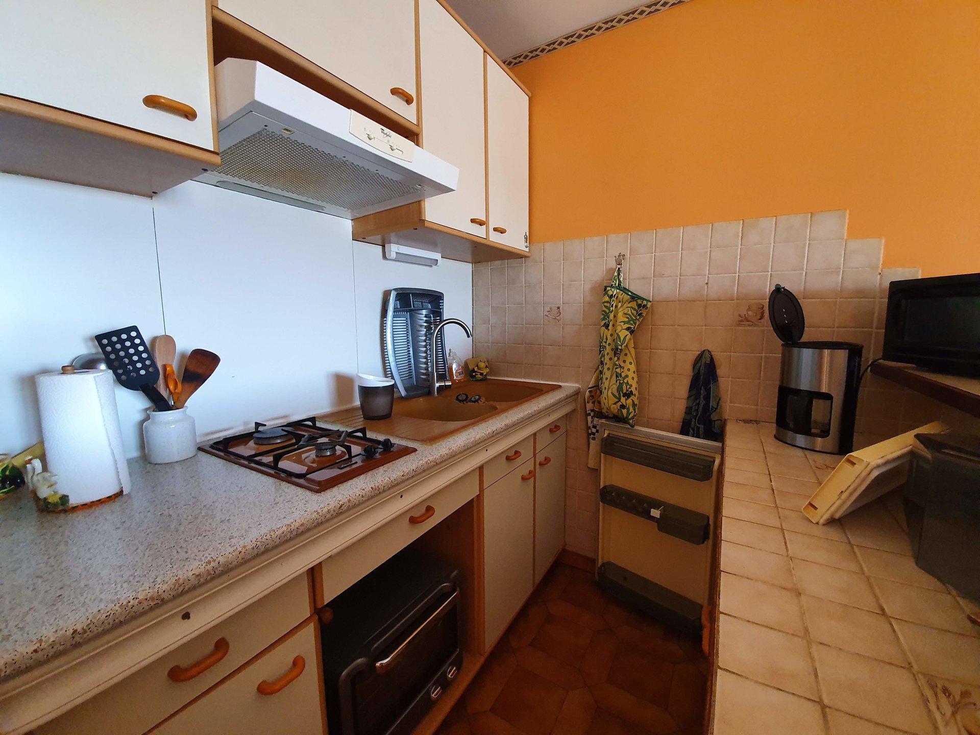 Appartement T2 Dernier étage