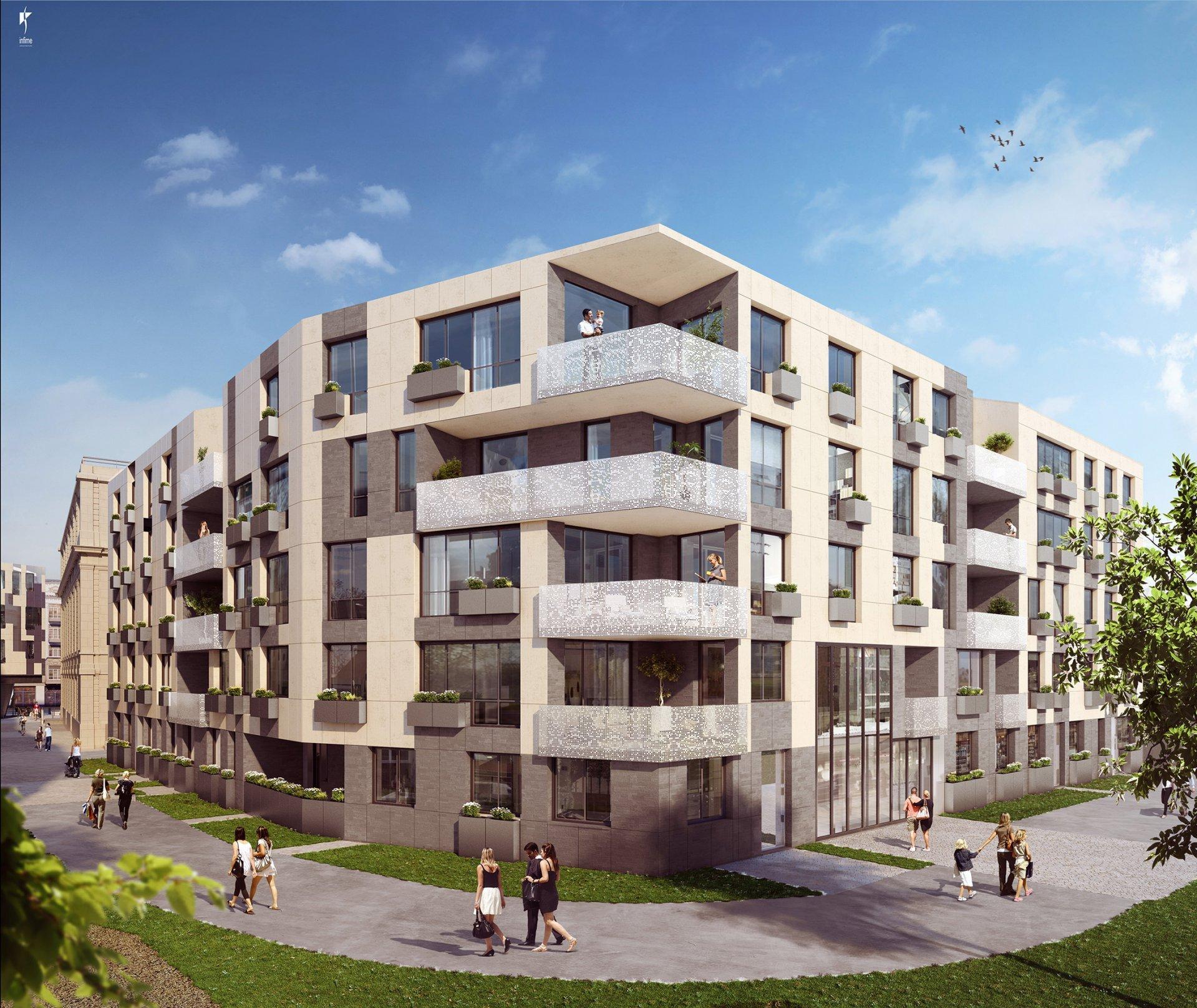 Vente Appartement - Bordeaux Centre historique