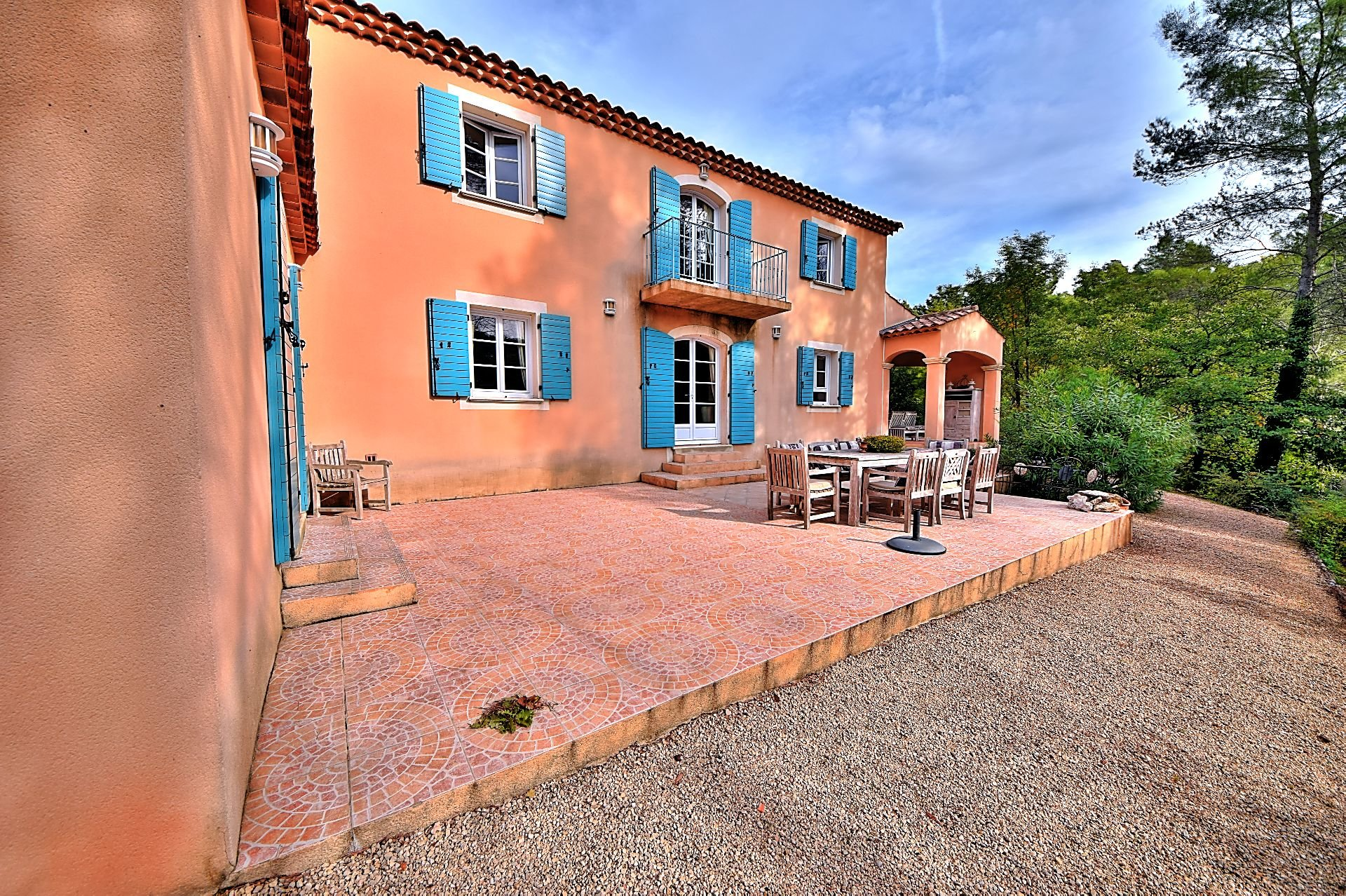 Superb country house 5 bed 223 m² Salernes Var Provence
