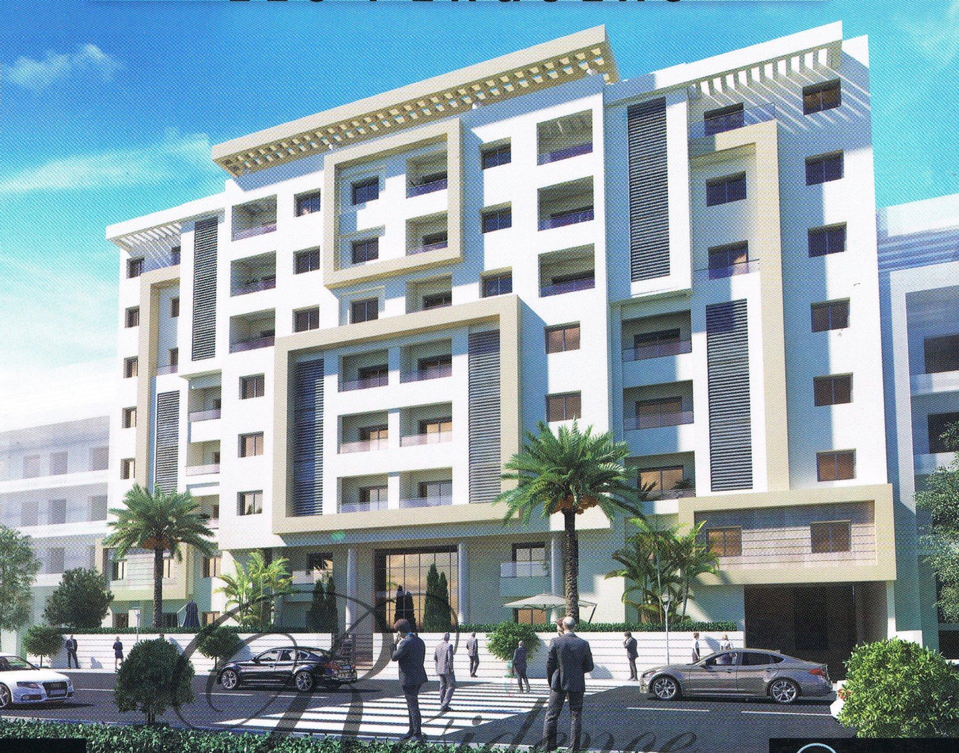 Vente Appartement S+2 Neuf promoteur à La Soukra