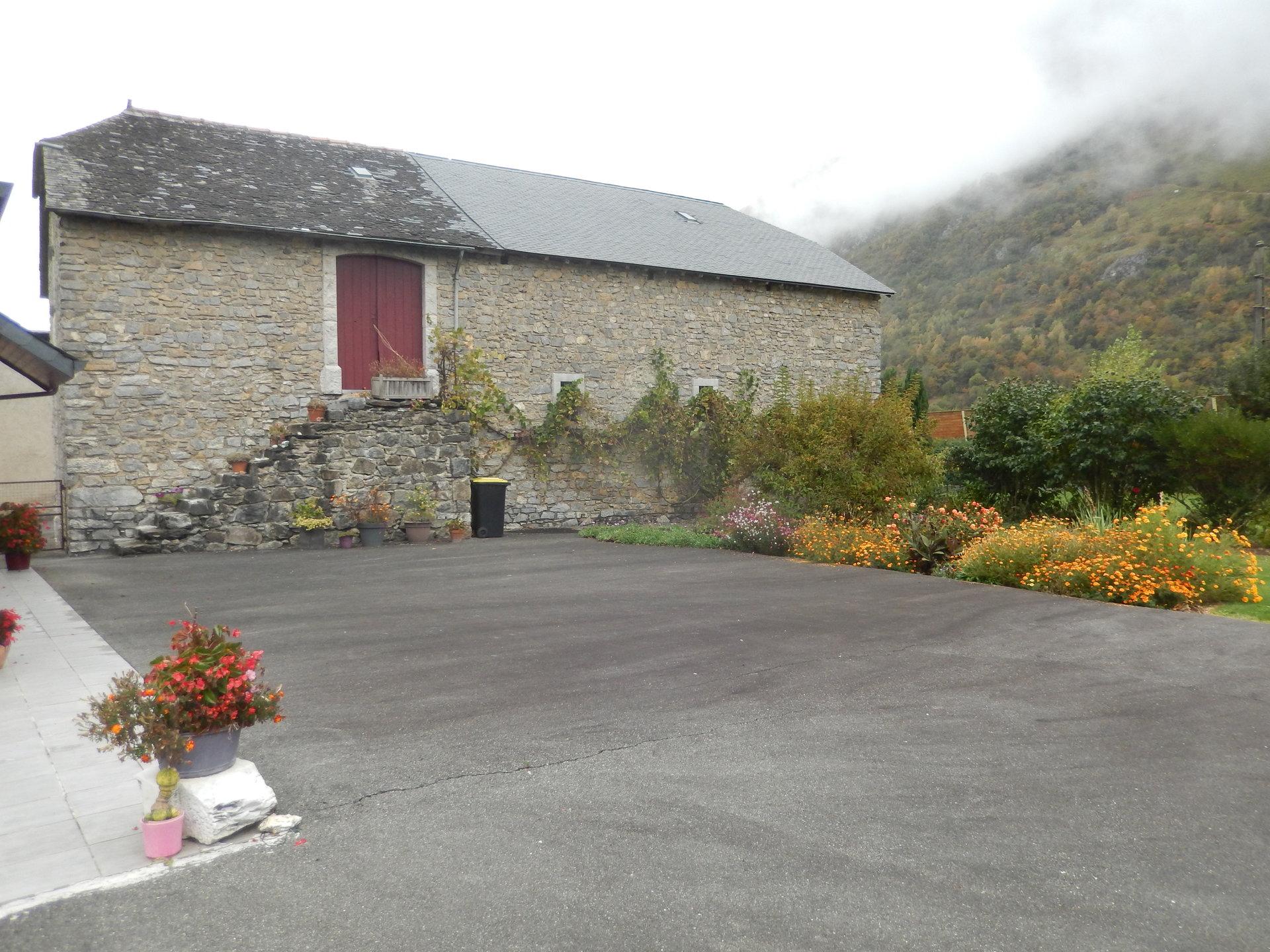 Grange vallée d'Ossau