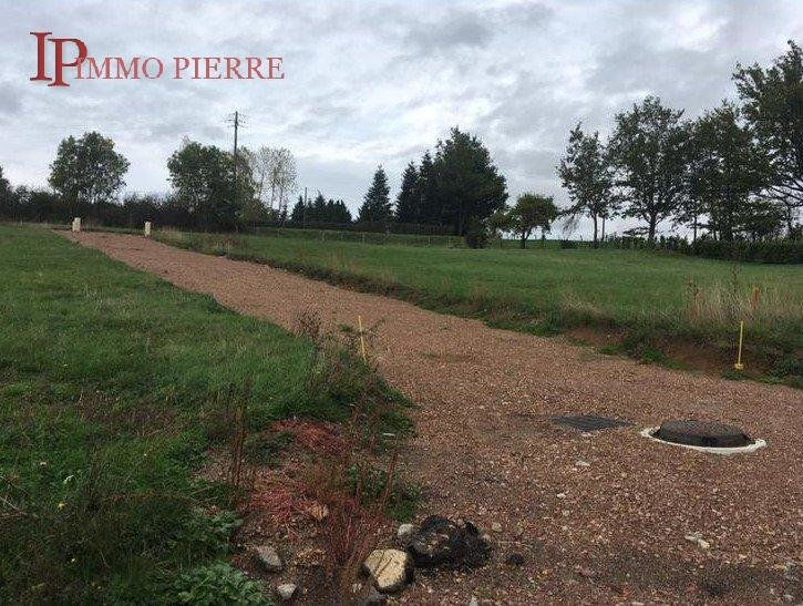 Sale Plot of land - Roanne