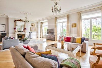 Appartement 6 pièces Paris 17ème