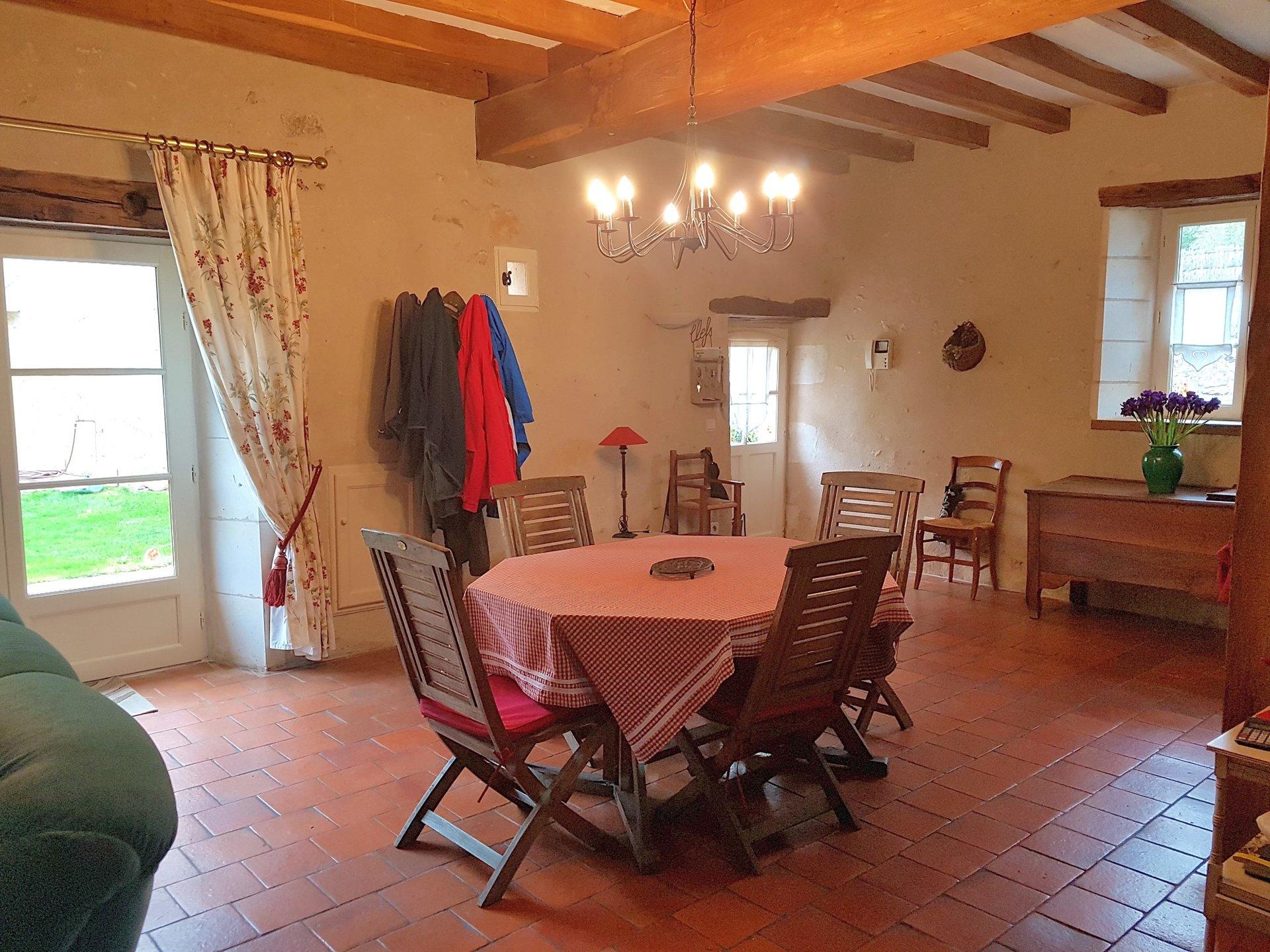 Proche Le Blanc, Indre 36: maison rurale en excellent état
