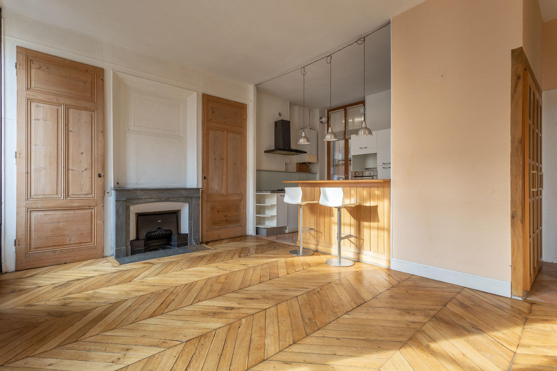 Sale Apartment - Lyon 1er Pentes de la Croix-Rousse