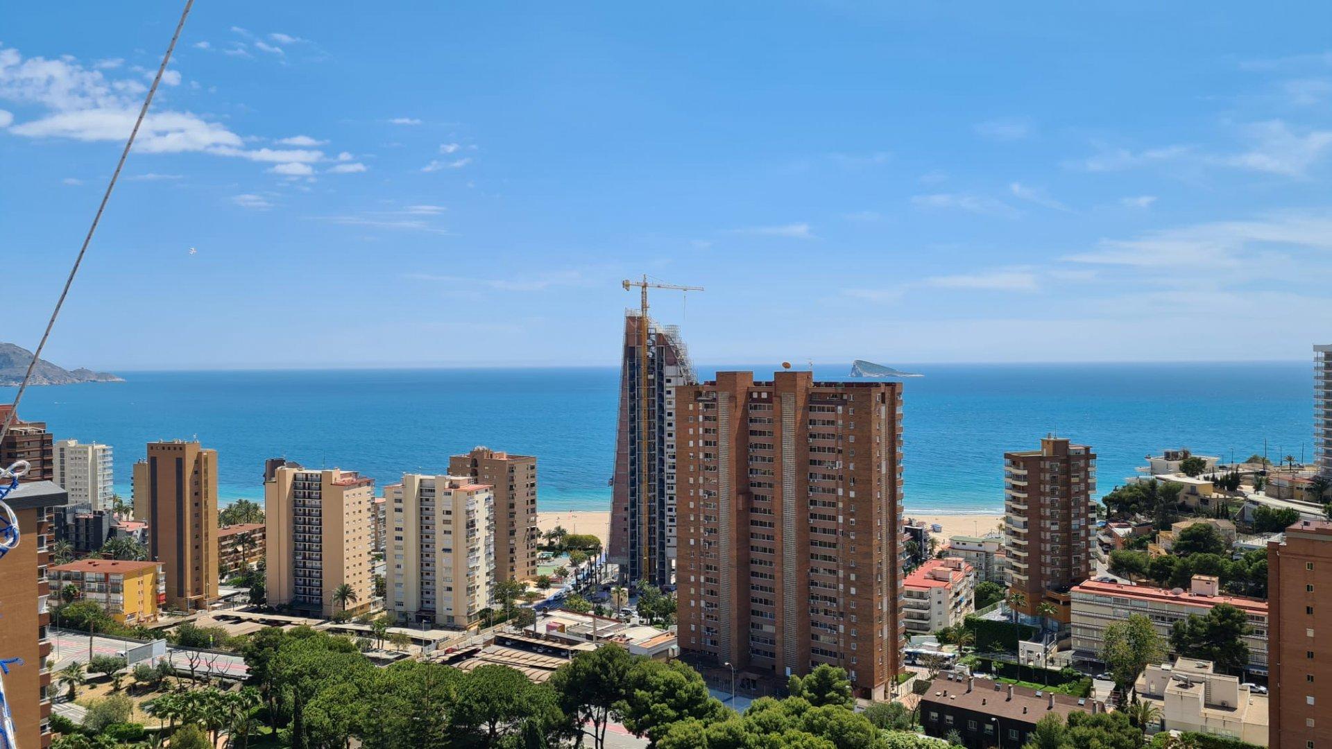 Appartementen op slechts een paar meter van het strand