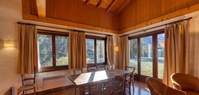 Seasonal rental House - Chamonix-Mont-Blanc Les Tines