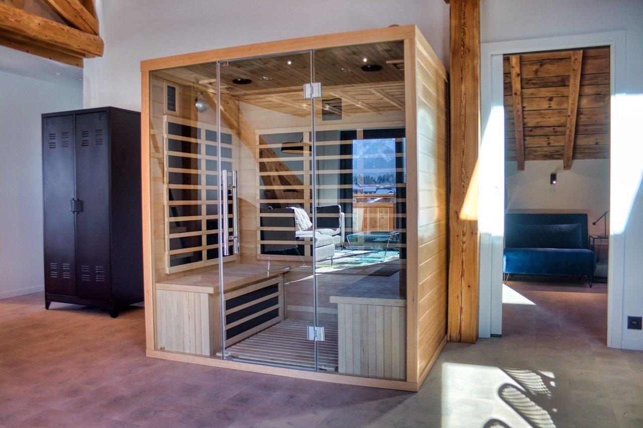 Affitto stagionale Appartamento - Chamonix-Mont-Blanc