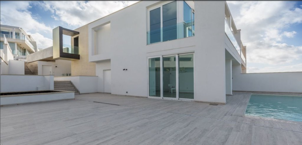 Malte St Julians Contemporain villa