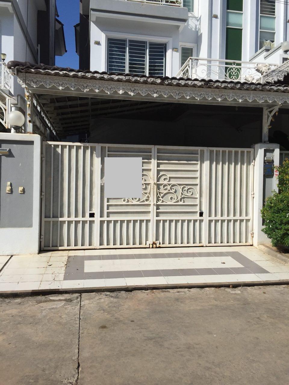 Sale Twin Villa Sen Sok