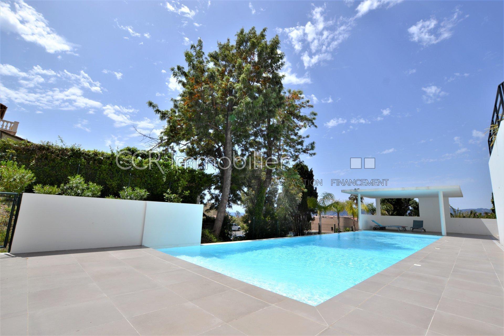 EXCEPTIONNEL T3 84 m² Résidence 2016 Dernier étage VUE MER
