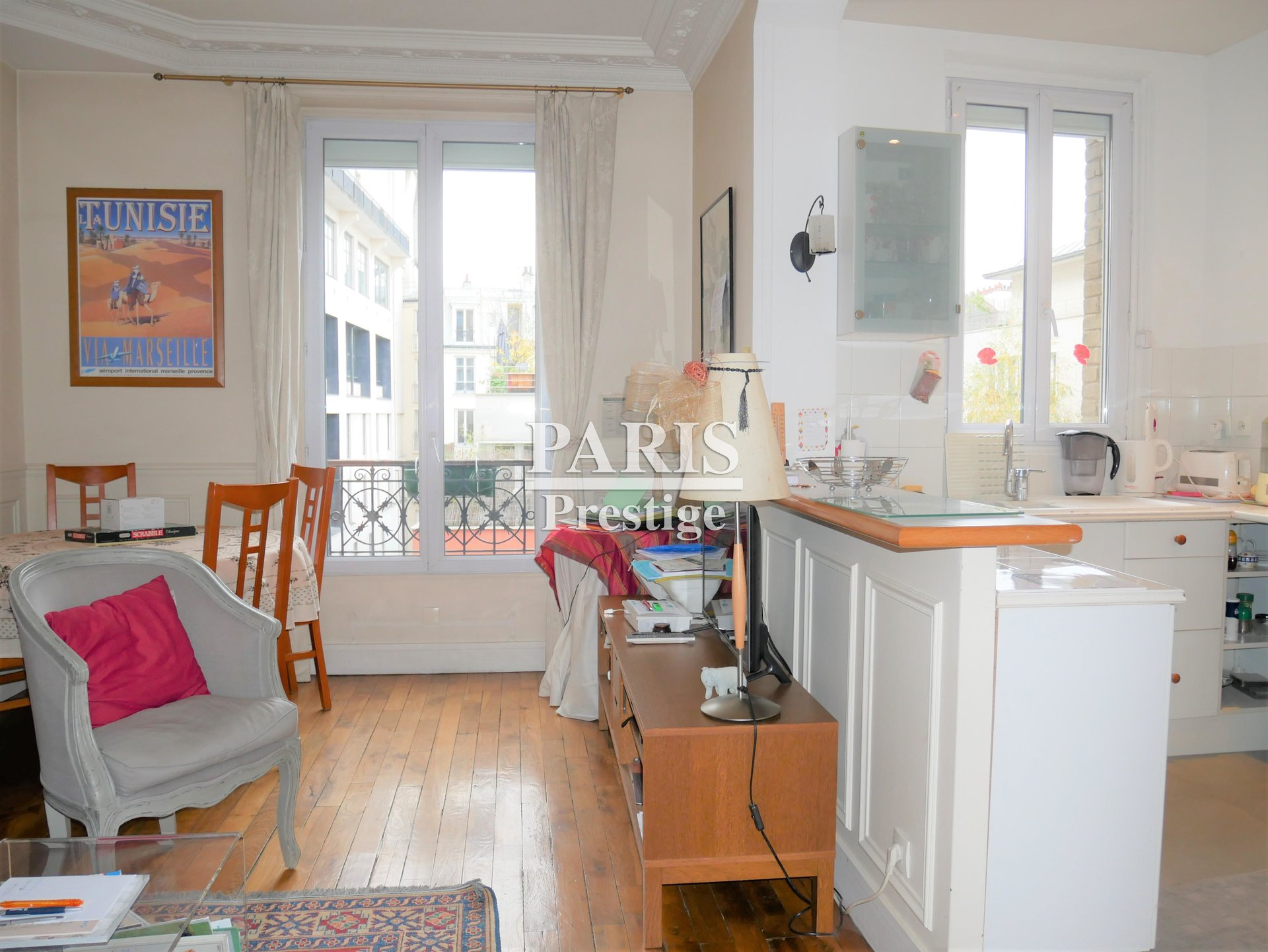 Sale Apartment - Paris 18th (Paris 18ème)
