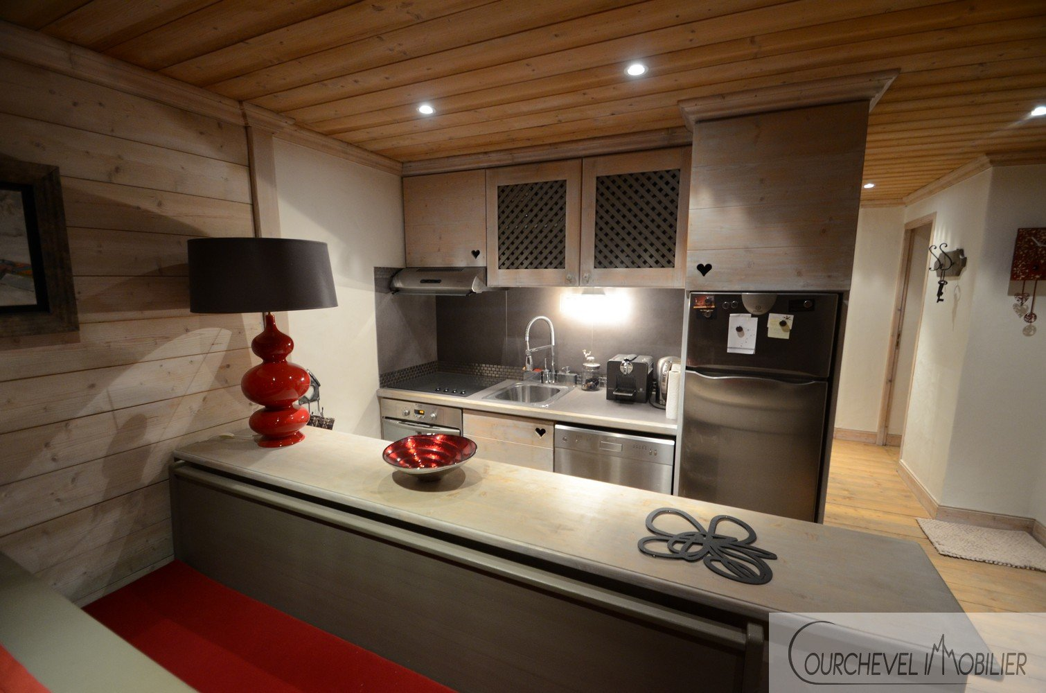 Appartement de charme, Courchevel 1650