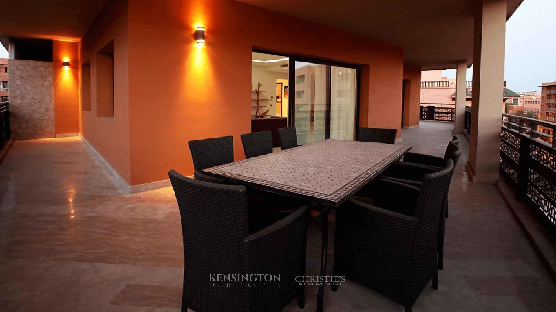 KPPM01312: Apartement Kan Apartment Marrakech Morocco