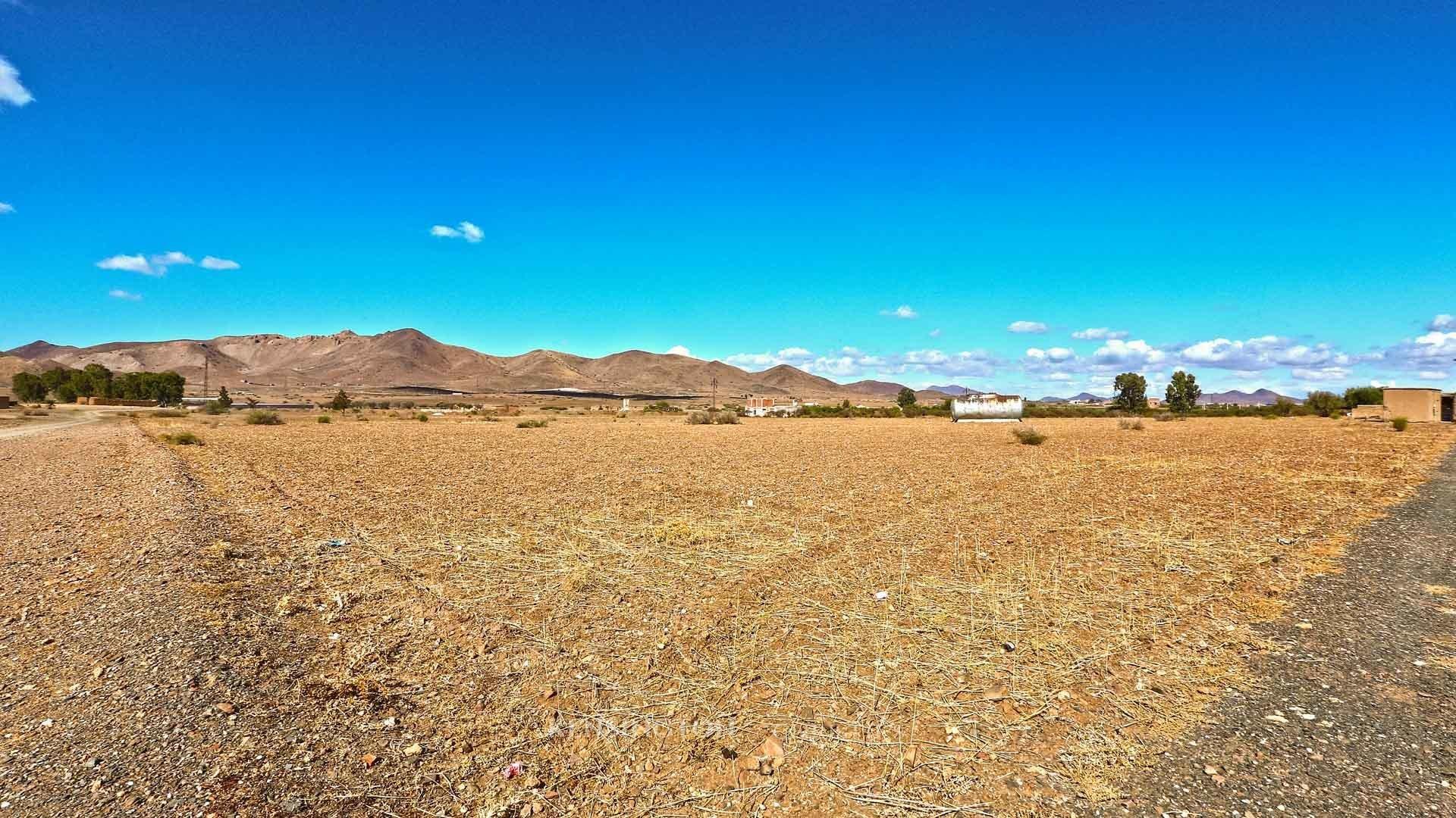 KPPM01314: Building Land Baka Building land Marrakech Morocco