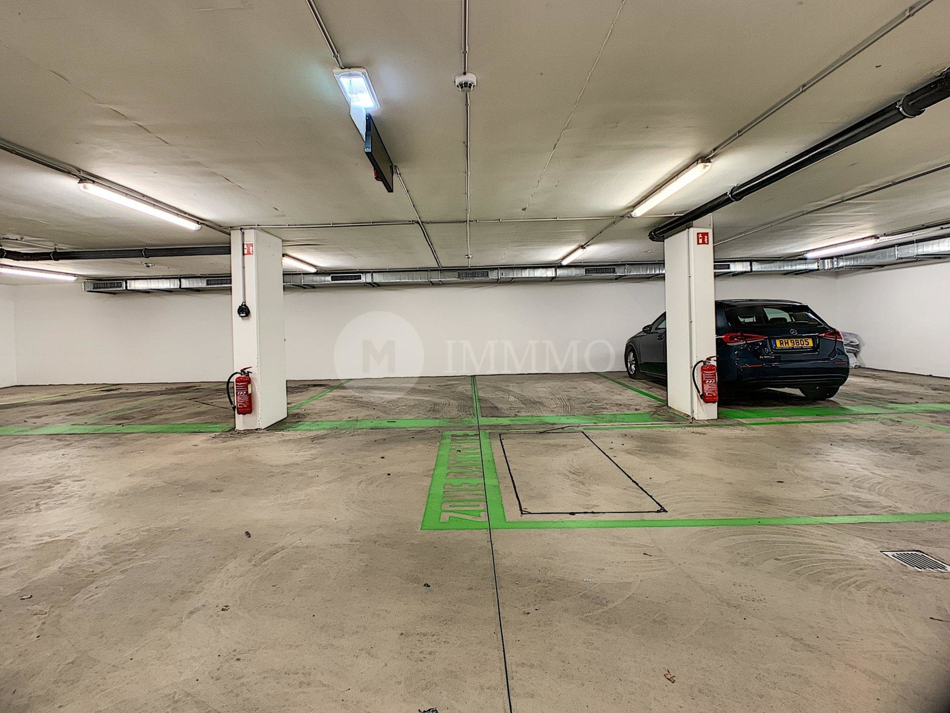 Rental Parking - Luxembourg Bonnevoie - Luxembourg