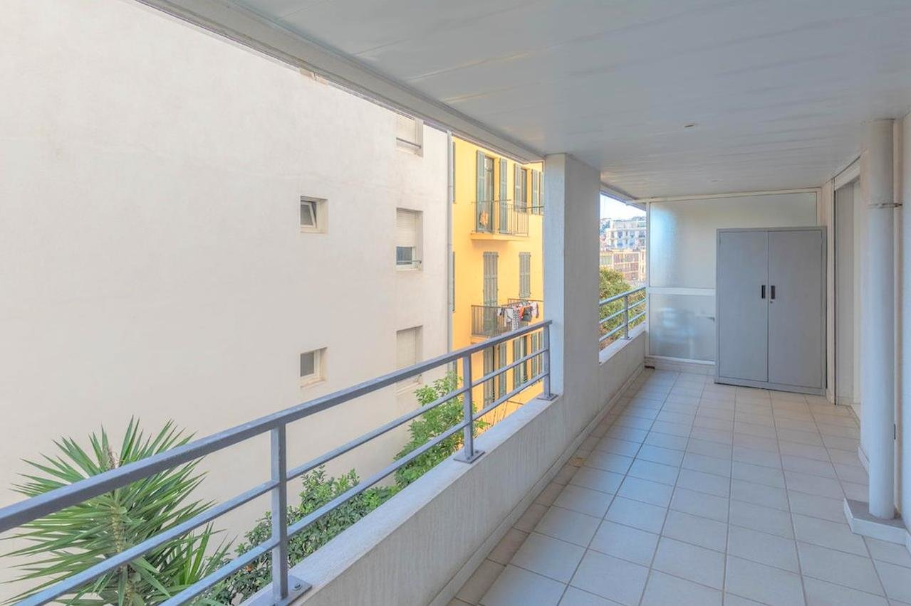 VENTE Appartement 2P Nice Carabacel Terrasse Possibilité Parking