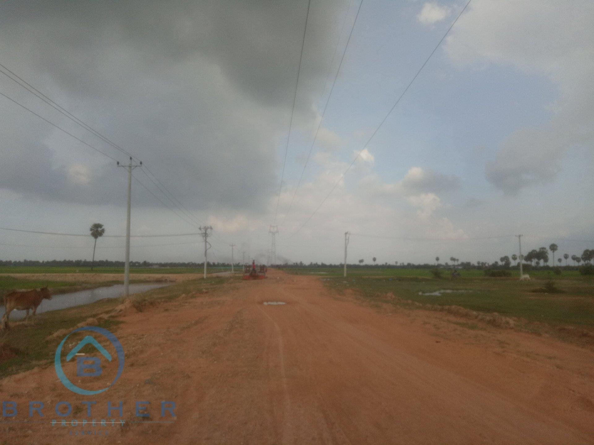 Sale Commercial land Angk Snuol