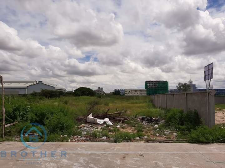Land for sale at Phnom Penh Thmer near Aeon Sen Sok