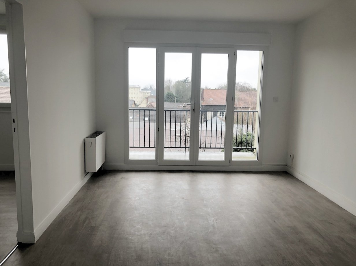 Villers Cotterêts, Appartement F2 de 41m2