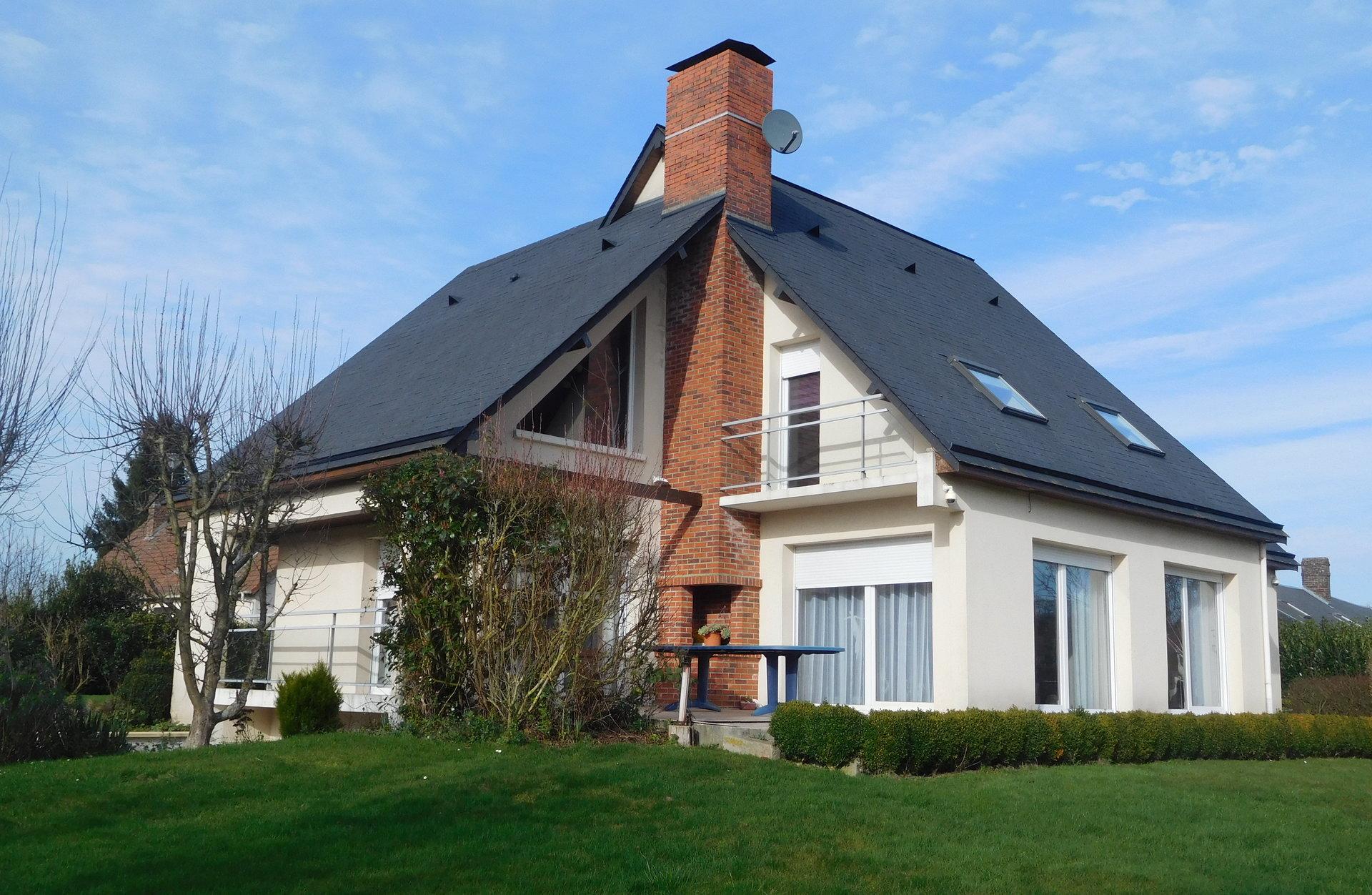 Maison à Quincampoix