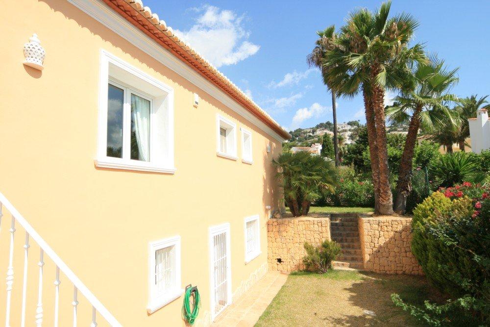 Villa luxueuse, entièrement équipée et aménagée sur deux niveaux