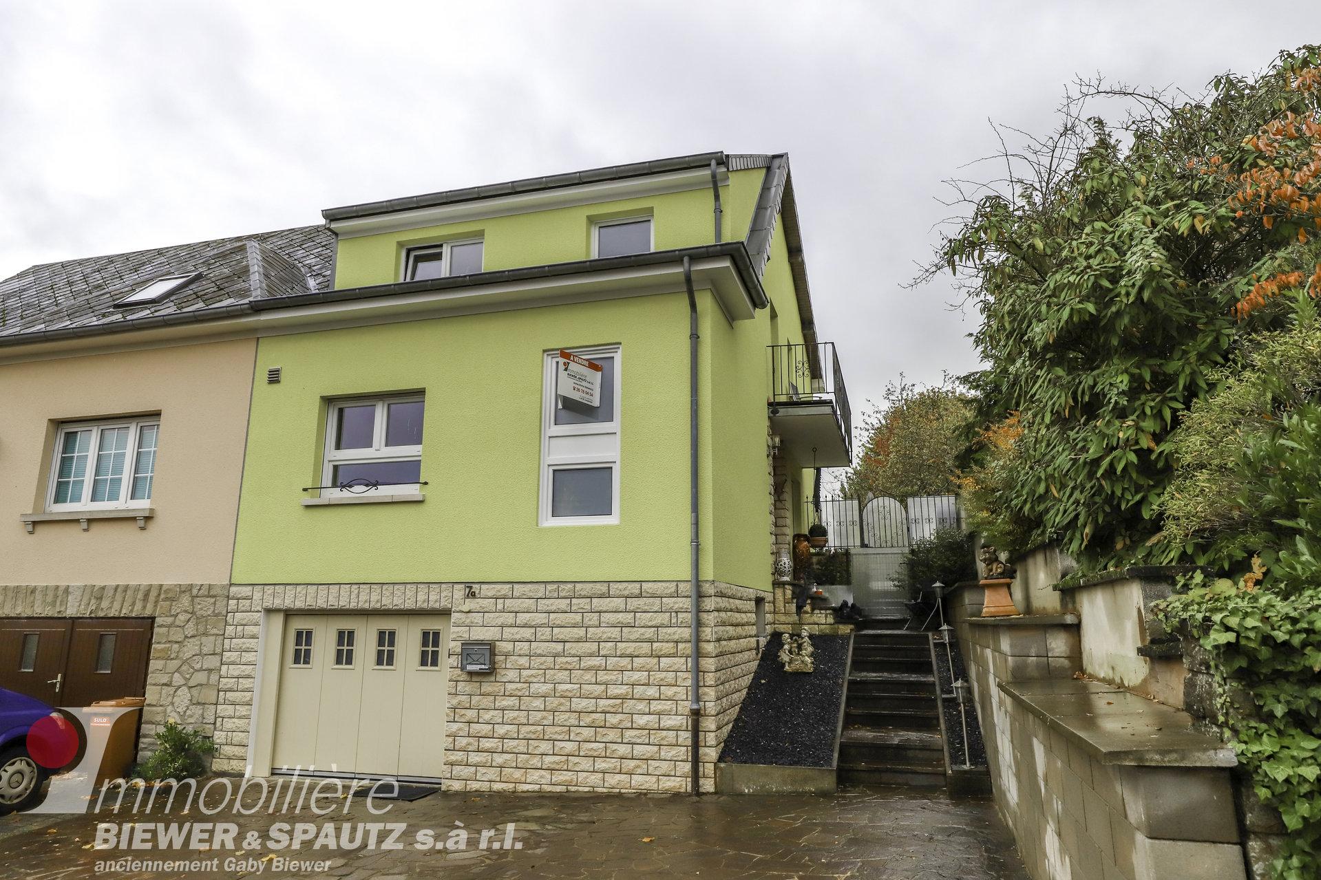ZU VERKAUFEN - Haus mit 3 Schlafzimmern in Junglinster