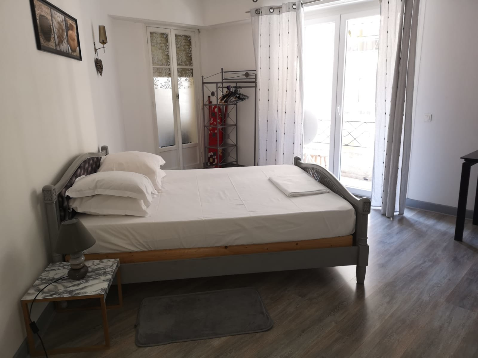 3 ROOMS IN QUIET NEAR MALAUSSENA