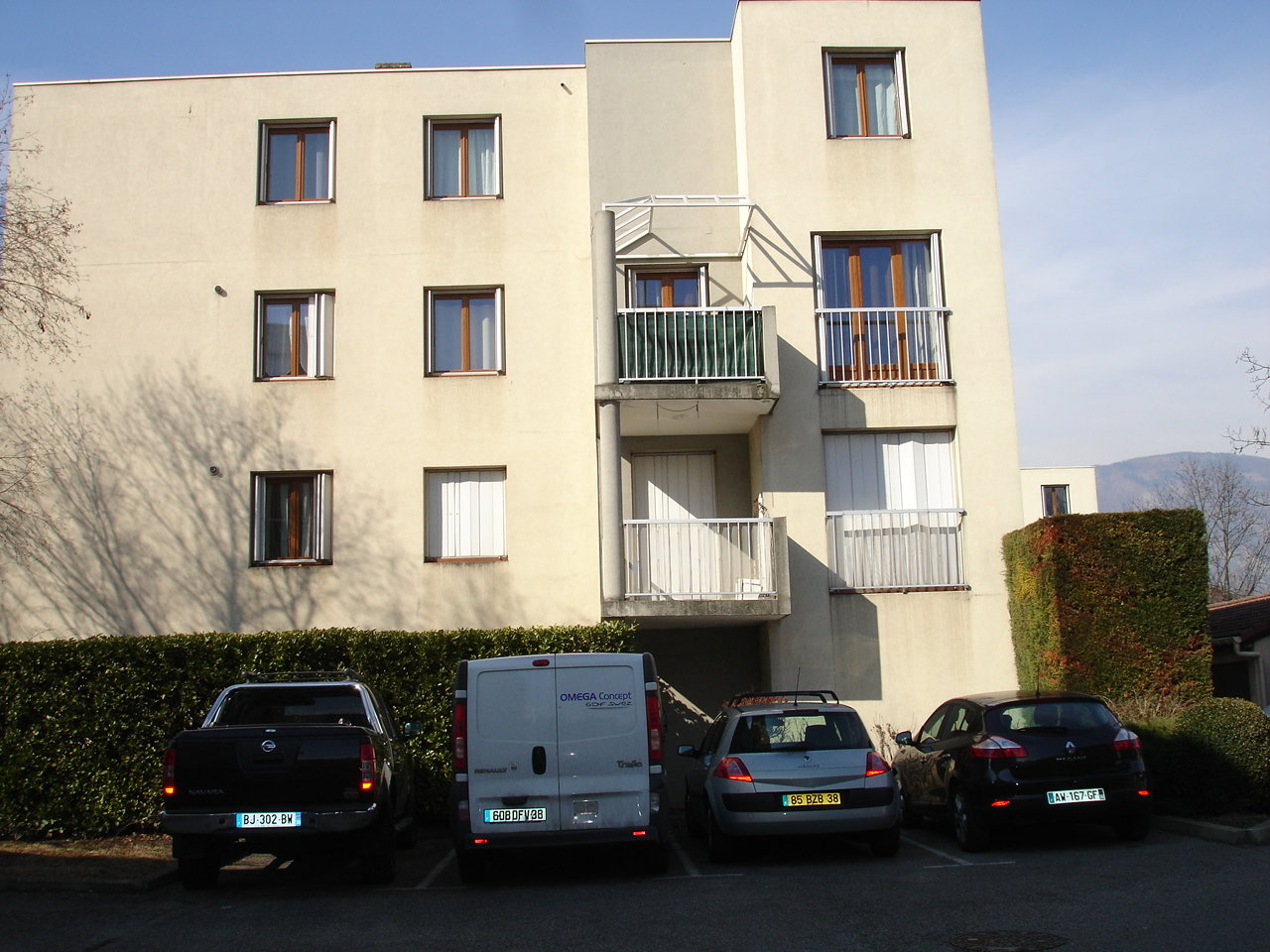 T2 51m² ST MARTIN D'HERES