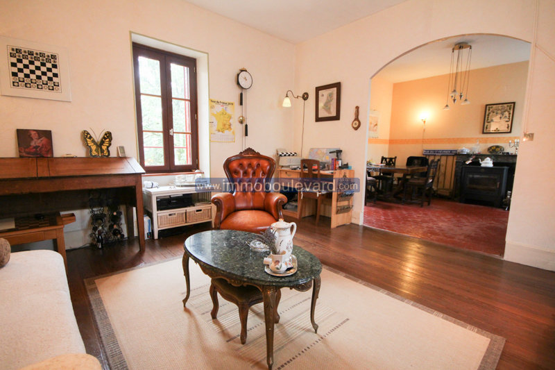 Nice village house for sale in the Morvan in Burgundy