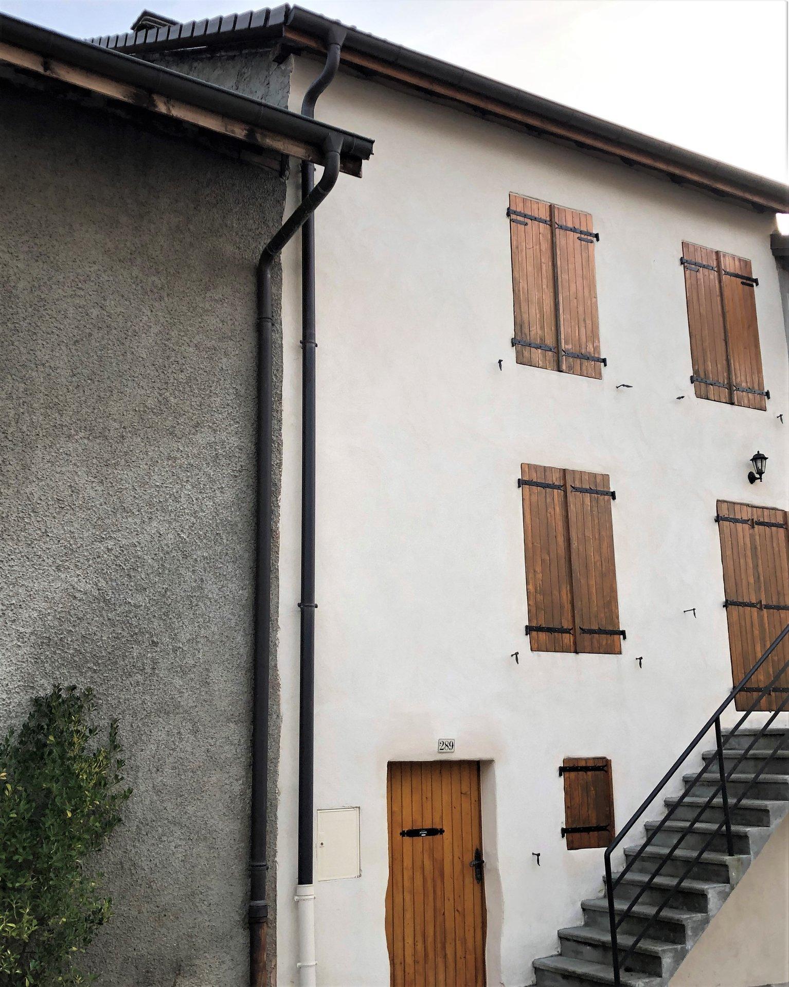 Maison de village -Bonne