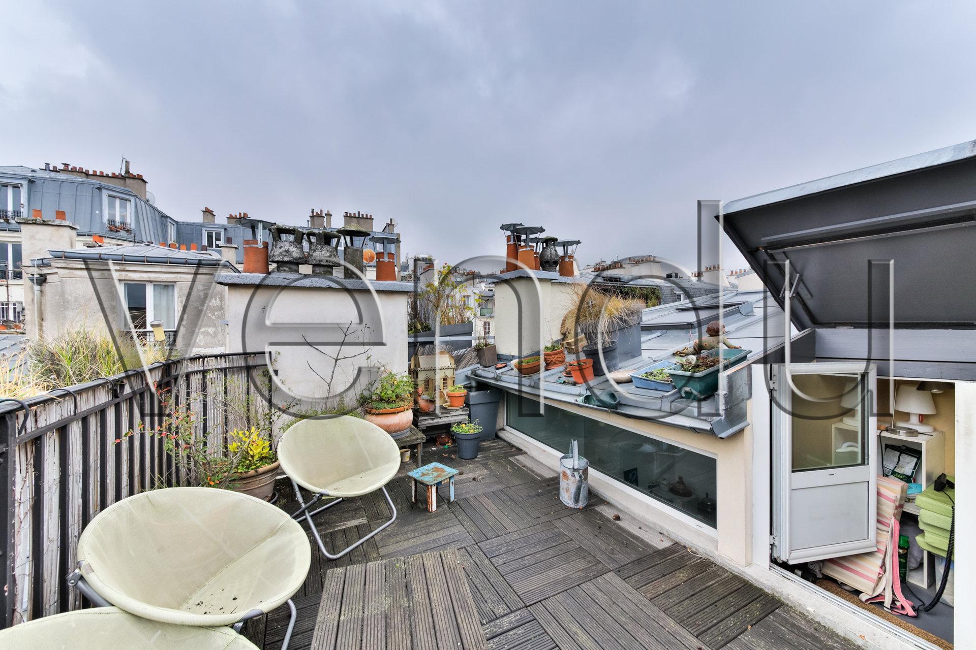 EXCLUSIVITÉ Duplex - Rooftop