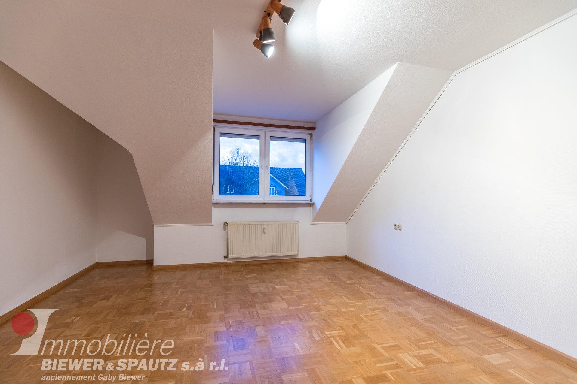 VERMIETET - Maisonnettewohnung mit 2 Schlafzimmern in Grevenmacher