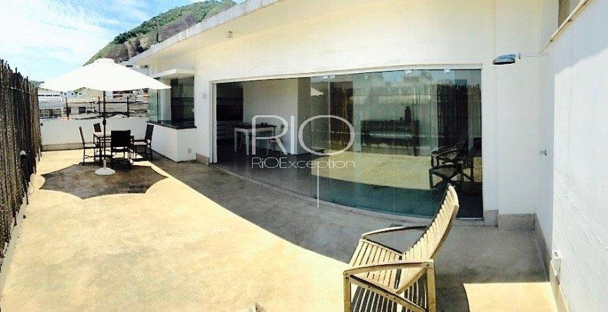 Beautiful penthouse 120m2 Siqueira Campos / Copacabana