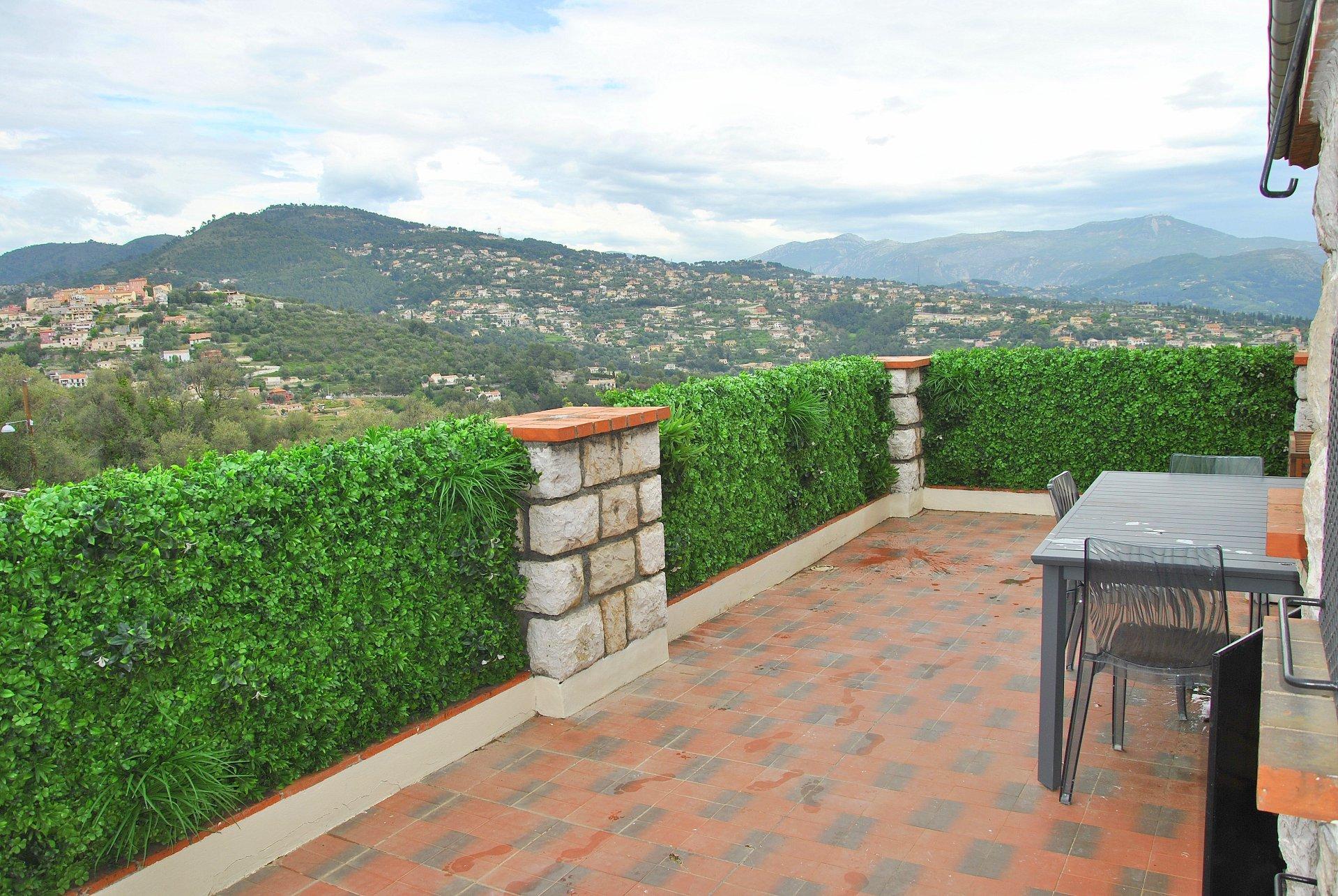 Nice Rimiez 4p terrasse