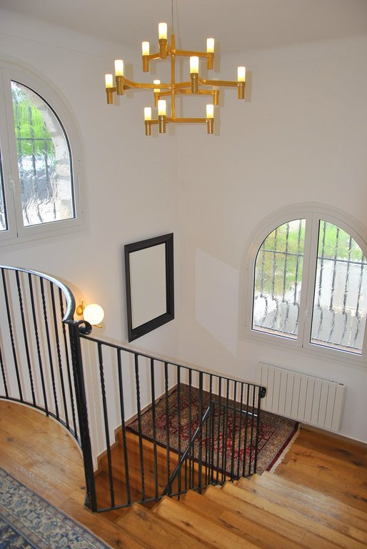 Nice Rimiez 4p escalier