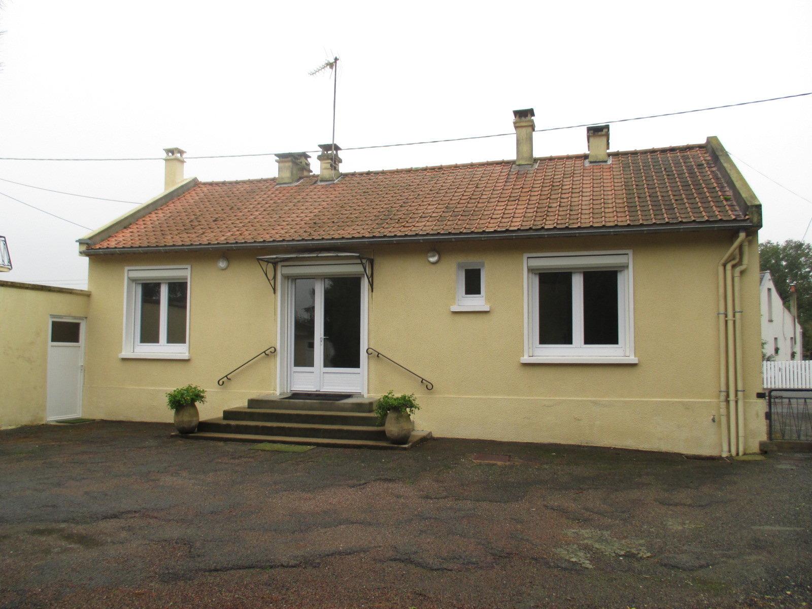 Rental House - Bouille Loretz