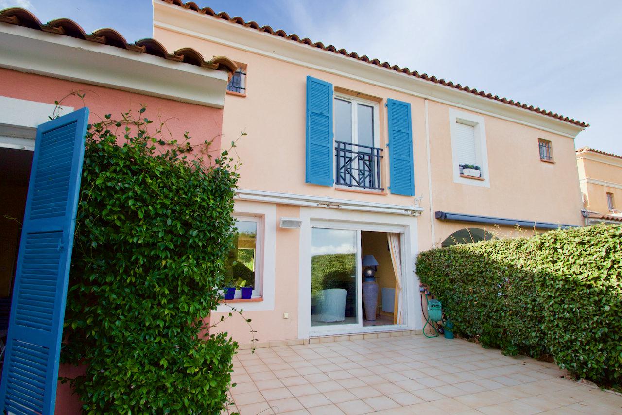 Vente Maison jumelée - Saint-Raphaël Valescure