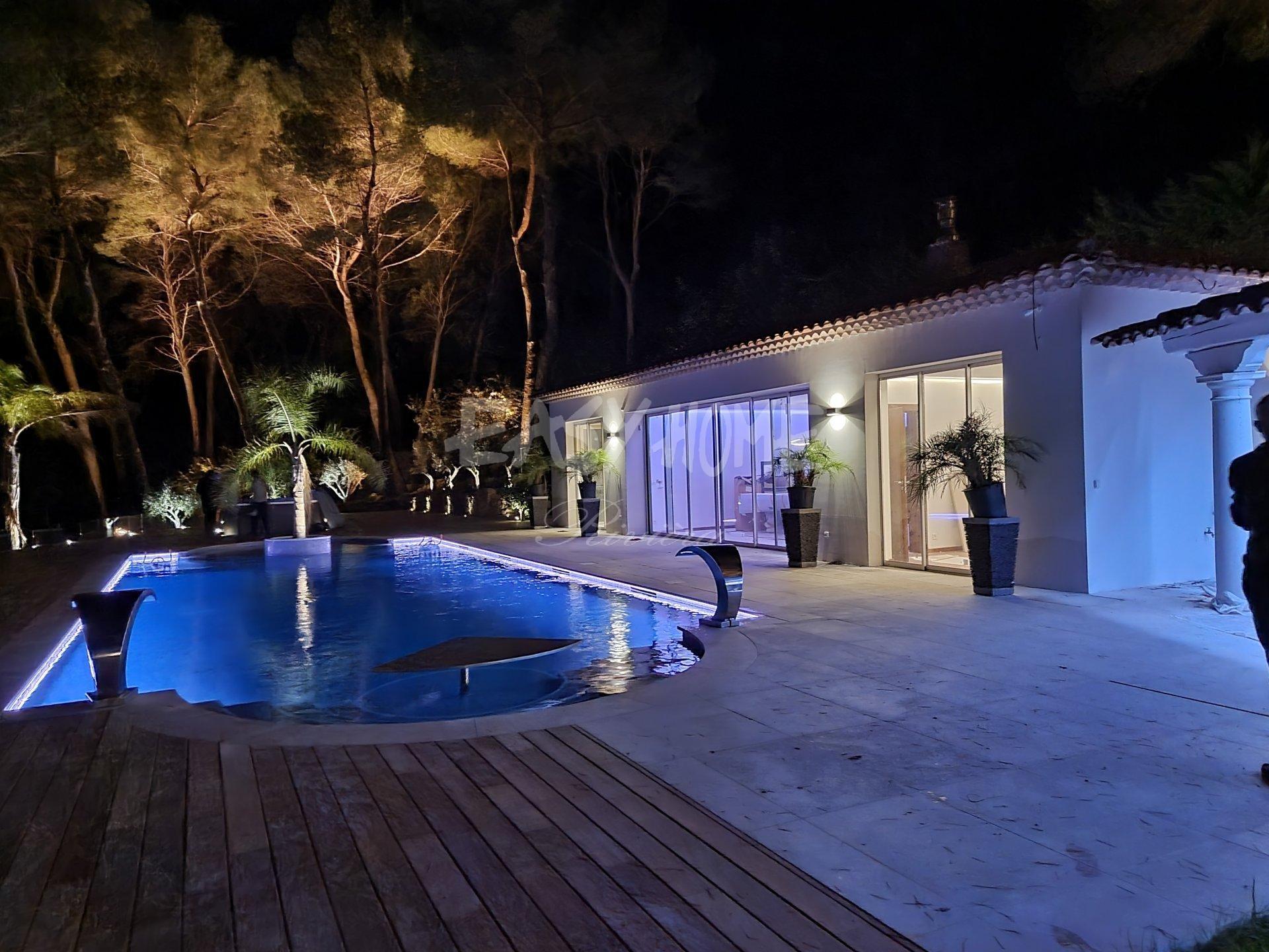 Purchase / Sale Villa Mougins sea view