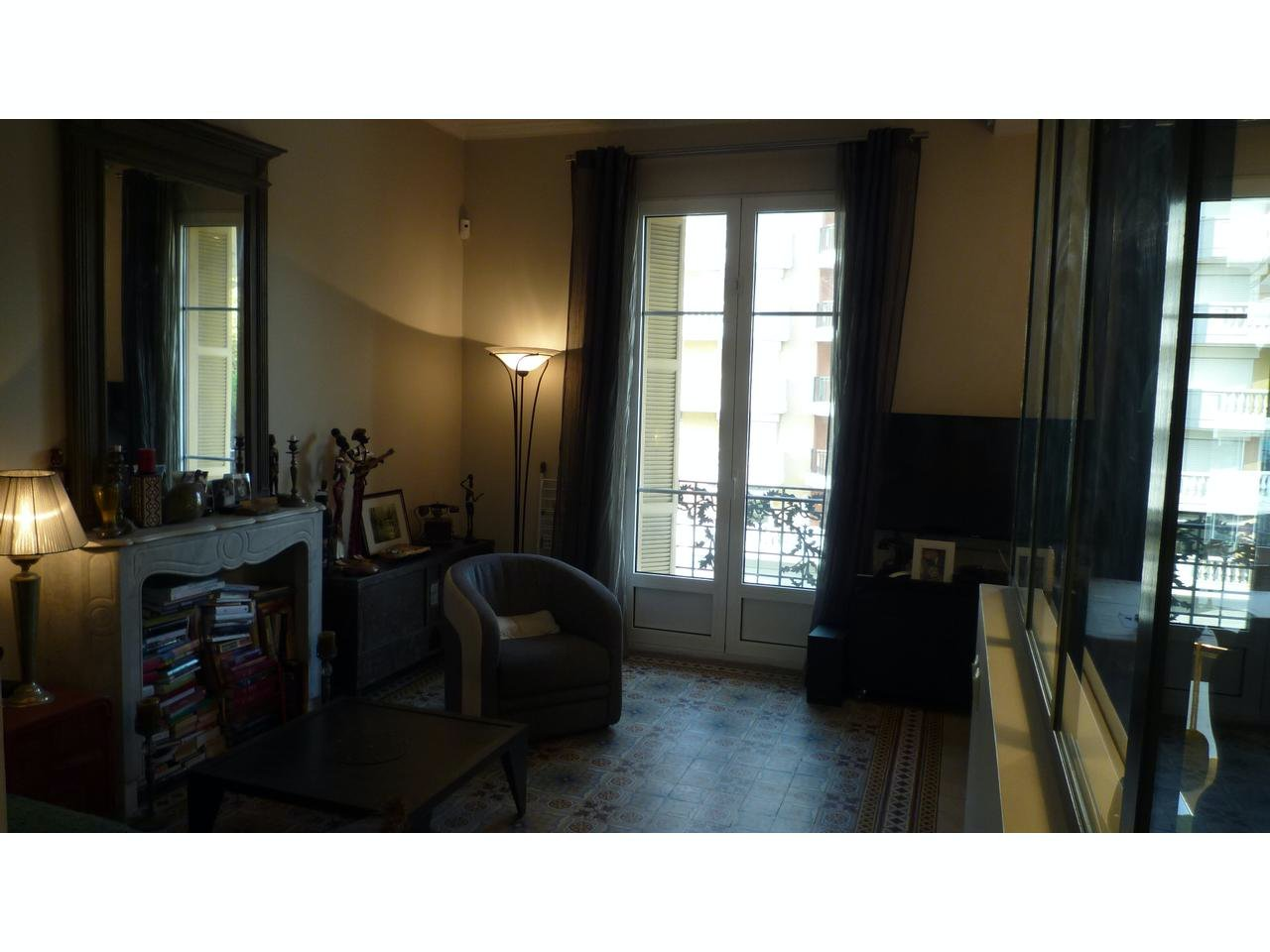 Promenade des Anglais - 50 m from the beach - 2 bedrooms