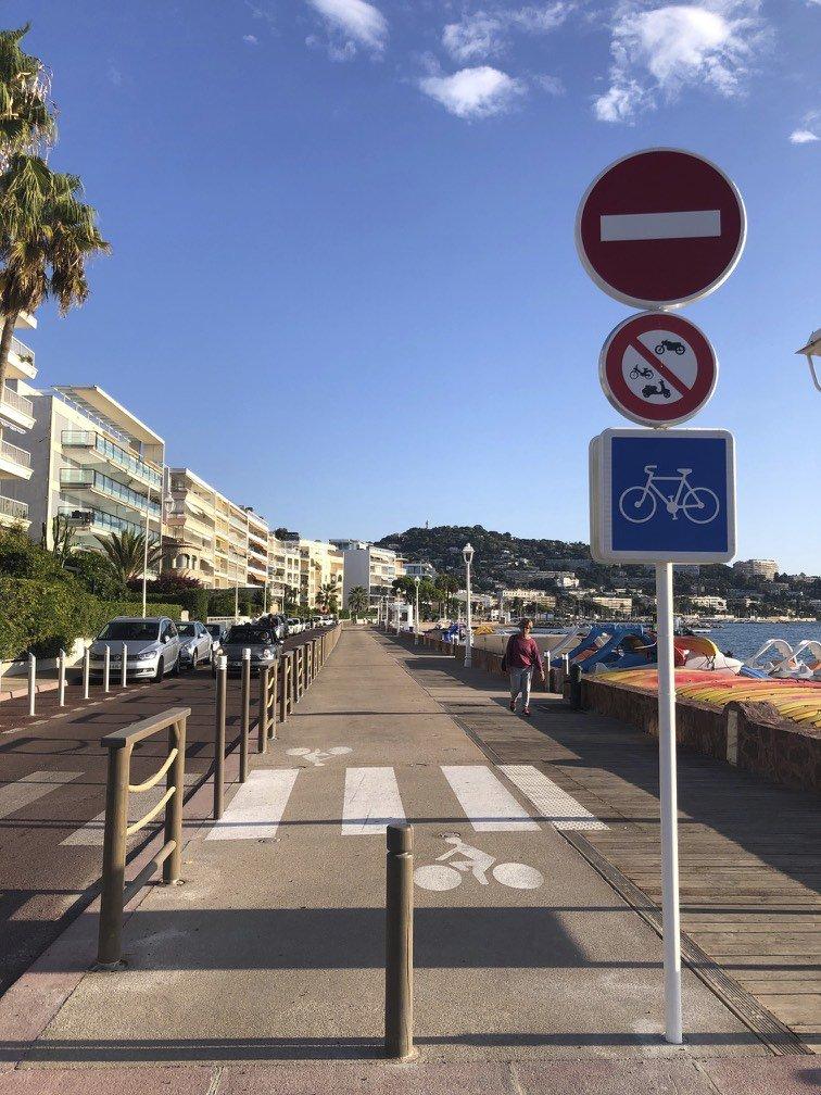 Vendita Parcheggio - Cannes Palm Beach