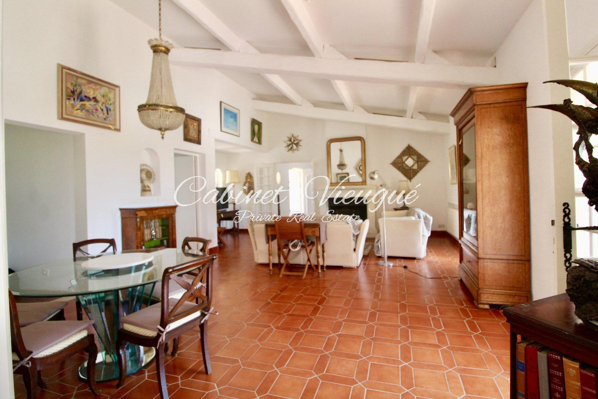 Vente villa Beauvallon