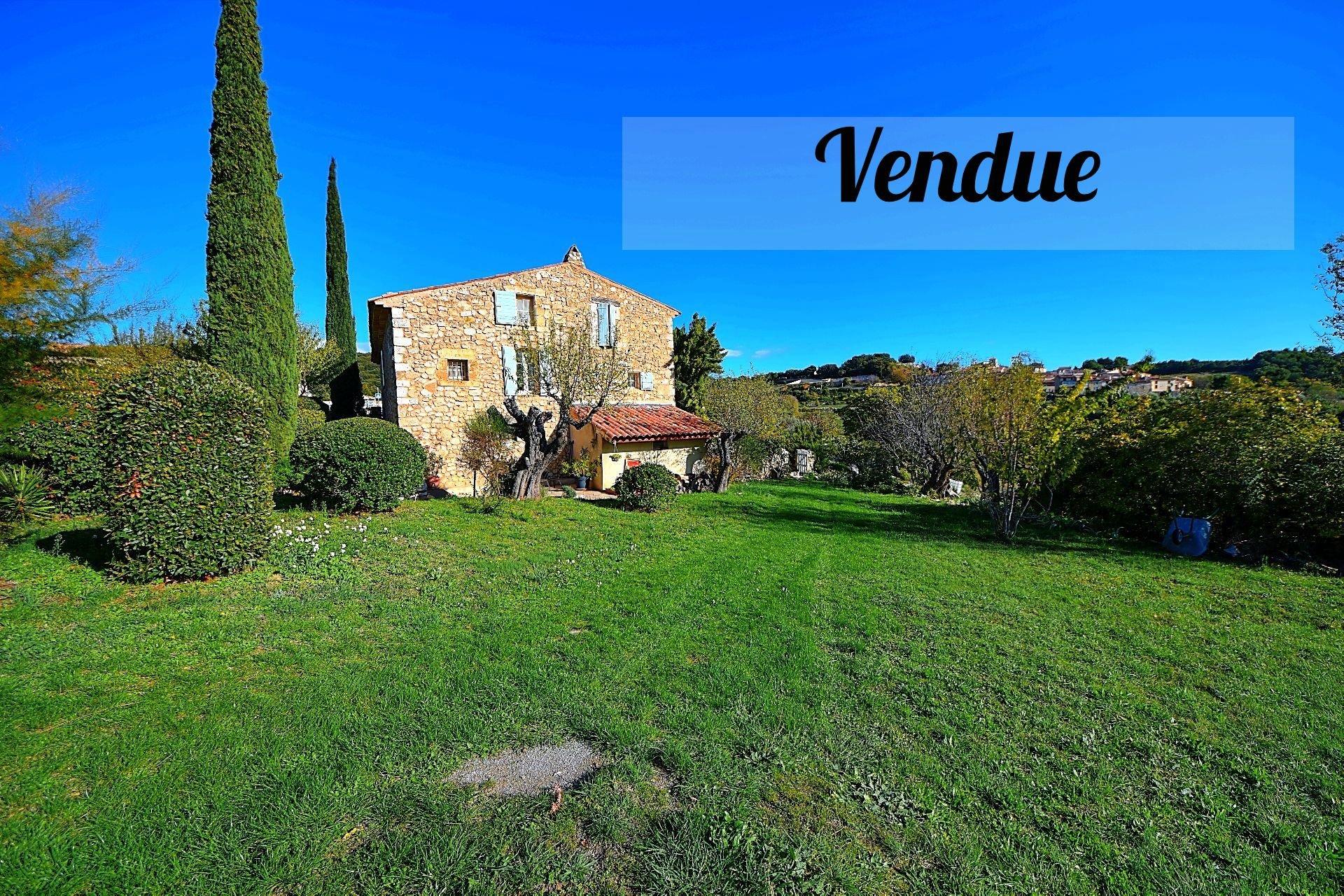 Vente Villa - Baudinard-sur-Verdon