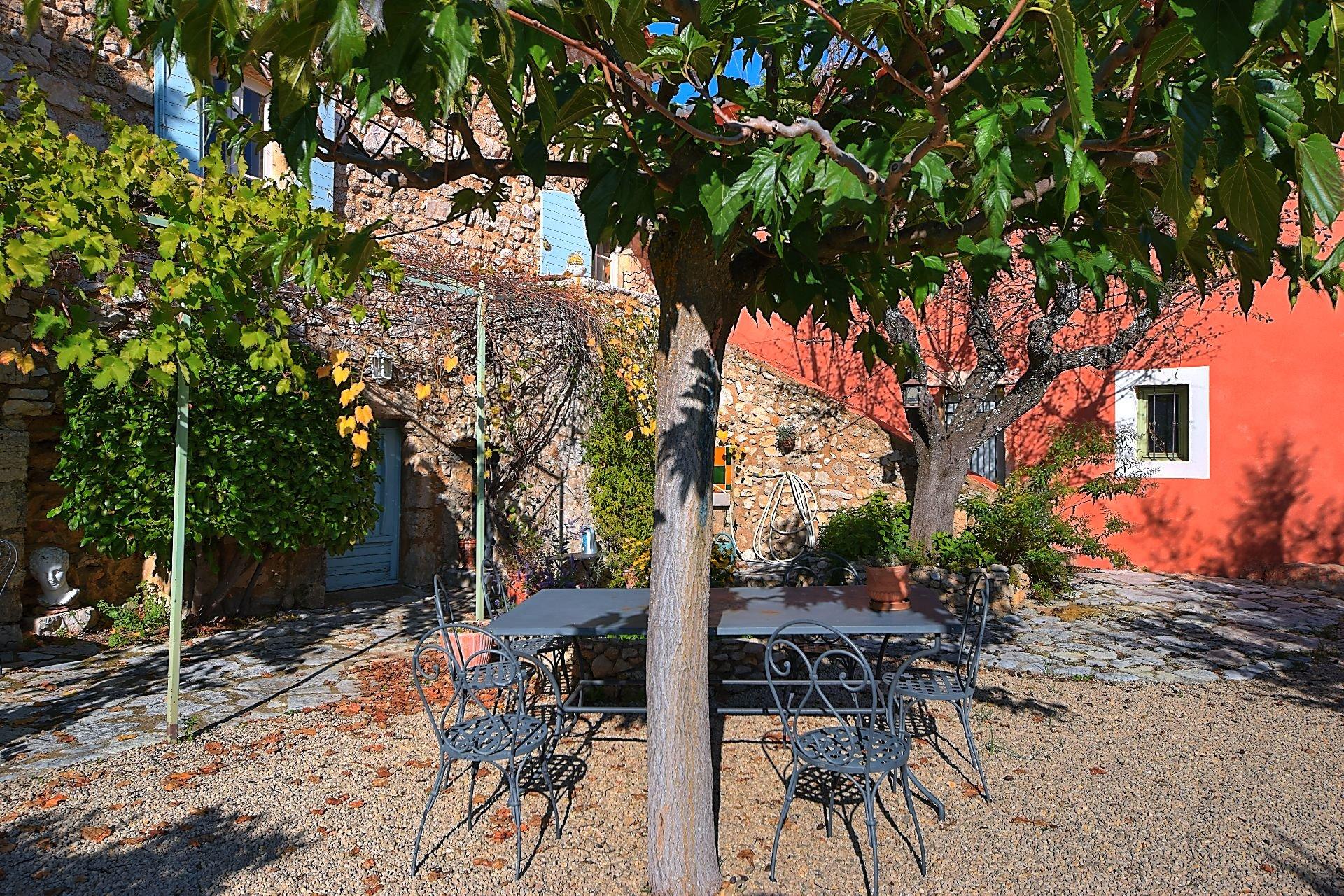 Superbe bastide Pierre, Baudinard sur Verdon, Var, Provence