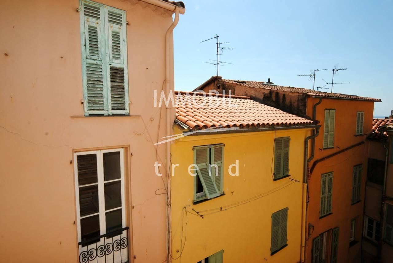 SOLE AGENT MENTON OLD TOWN - 1 bedroom apartment for sale