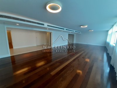 W02.956 - 4 bedroom apartment for rent - Ipanema - RJ