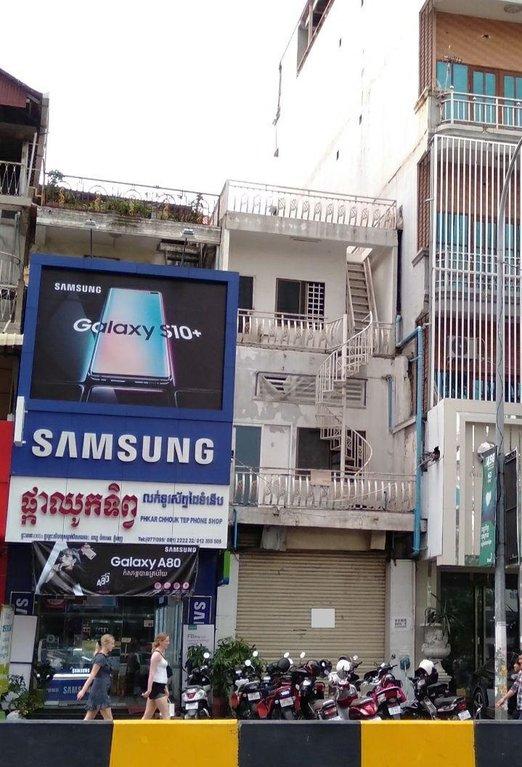 Sale Shophouse Chamkarmon