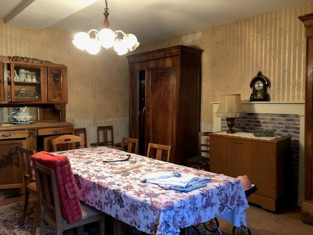 Maison à restaurer - La Rouchouze